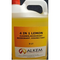 4 IN 1 - Lemon 20 Lt